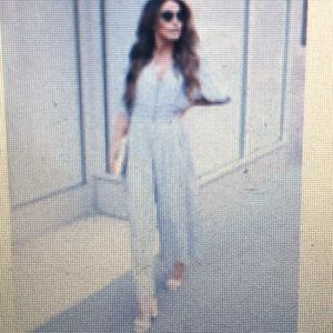 NWT VICI Dolls Women's Jumpsuit. Size small